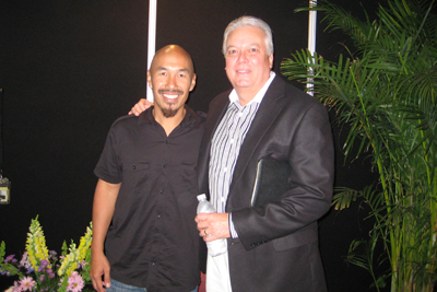Michael and Francis Chan