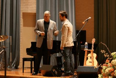 Michael and John Waller